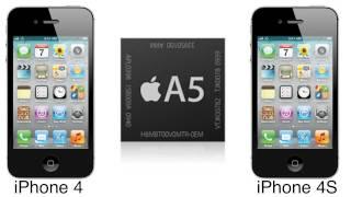 Download iPhone 4S VS iPhone 4 - A5 مقارنة سرعة الآيفون في فتح البرامج Video