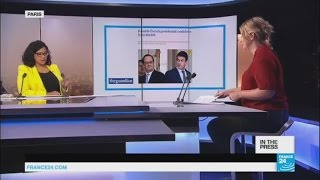 Download 'Hollande's protégé steps forward after palace coup' Video