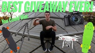 Download THE GREATEST GIVEAWAY ON YOUTUBE!! (CLOSED!!!!!!) Video