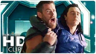 Download THOR RAGNAROK: 5 Clips from the Movie (Marvel 2017) Video