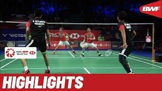 Download DANISA Denmark Open 2019   Finals MD Highlights   BWF 2019 Video