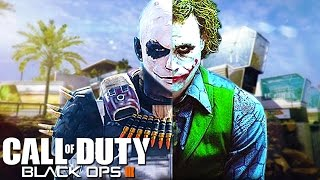 Download THE JOKER PLAYS CALL OF DUTY! (Black Ops 3 Ninja Montage Trolling) Video