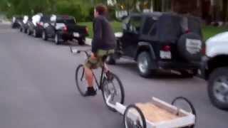 Download Cargo Bike trailer Video