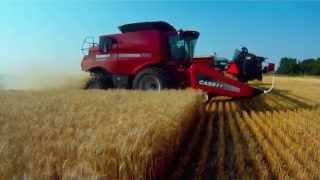 Download Canada Grain Harvest 2, Go Pro HD Video