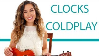 Download ″Clocks″ by Coldplay - Ukulele Tutorial/Lesson with Play Along Video