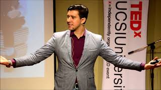 Download Educate For Life, Not For Work | AJ Minai | TEDxUCSIUniversity Video