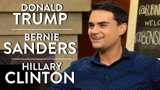 Download Ben Shapiro on Donald Trump, Bernie Sanders, and Hillary Clinton Video