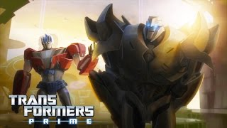 Download Transformers Prime - The Origin Story of Optimus Prime & Megatron Video