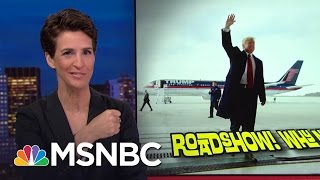 Download Donald Trump Lays Out Pre-Inauguration 'Thank You' Tour | Rachel Maddow | MSNBC Video
