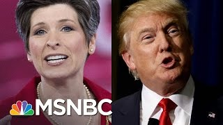 Download GOP Members Acknowledge President Trump's Poll Numbers, Distance Themselves | Morning Joe | MSNBC Video