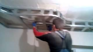 Download Потолок из гипсокартона своими руками. Видео инструкция Video