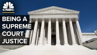 Download What It's Like Being A Supreme Court Justice Video