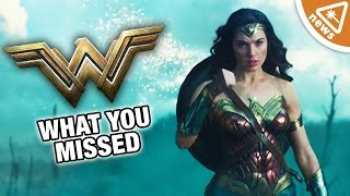 Download 6 Things You Missed in the New Wonder Woman Trailer! (Nerdist News w/ Jessica Chobot) Video