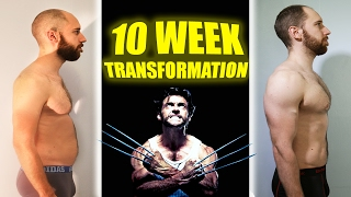 Download Hugh Jackman's WOLVERINE WORKOUT Kicked. My. Ass. Video