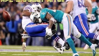 Download BIGGEST NFL HITS (HERE COMES THE BOOM) Video