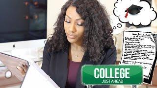Download COLLEGE ADMISSION ESSAY TIPS + COVER LETTER/RESUME TALK Video