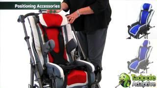 Download Tadpole Adaptive | Thomashilfen ThevoTwist Special Needs Stroller/Wheelchair Video