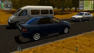 Download City Car Driving Toyota Corolla E120 2003 Video