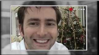 Download David Tennant watches The Christmas Invasion at home Video