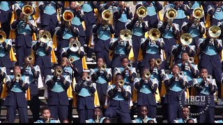 Download Nobody Does it Better - Southern University Human Jukebox 2014 Video