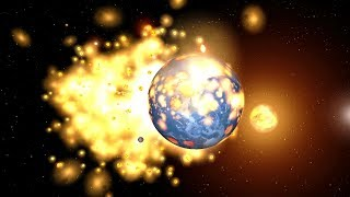 Download I Put a 1mm Size Black Hole Next to Earth and This Happened - Universe Sandbox 2 Video