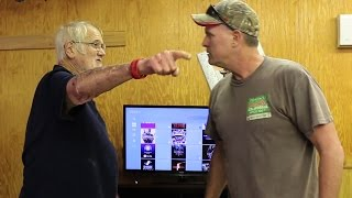 Download PSYCHO DAD VS ANGRY GRANDPA! Video