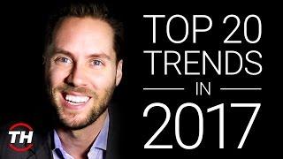 Download Top 20 Trends in 2017 Trend Report - Futurist Keynote Speaker Jeremy Gutsche Video