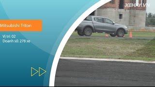 Download [XEHAY.VN] Top 5 xe bán tải ″đắt khách″ nhất VN tháng 1/2017 Video