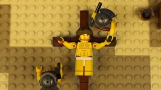 Download LEGO The Passion of Christ (Stop Motion) Video