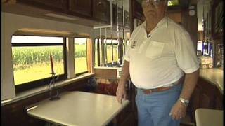 Download Ernest Borgnine Gives Tour of His Bus Video