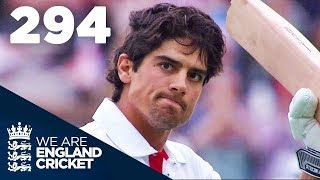 Download Alastair Cook Hits Highest Ever Score Of 294 | England v India 2011 - Highlights Video