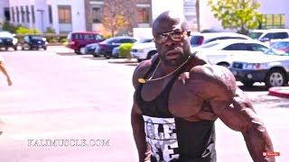 Download Fastest Bodybuilder On The Planet - Kali Muscle 250 LBS Video