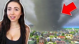 Download NATURAL DISASTER!! (Cities: Skylines) Video