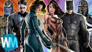Download Top 10 Biggest Differences Between Marvel and DC Video