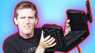 Download WTF?? A 3-Dimensional Keyboard?? Video