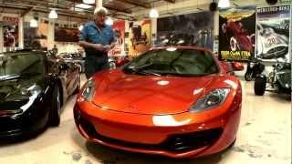 Download McLaren MP4-12C - Jay Leno's Garage Video