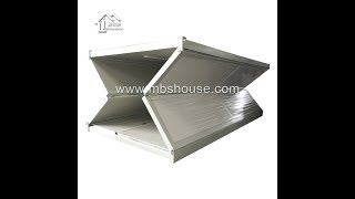 Download China Magic Folding Container House-4 minutes one house Video