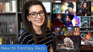 Download NEW TO FANTASY RECOMMENDATIONS Video