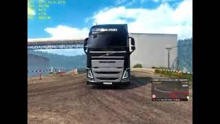 Download Euro Truck Simulator 2 - Mod Gráficos mais Realista 1.24.x Download Video