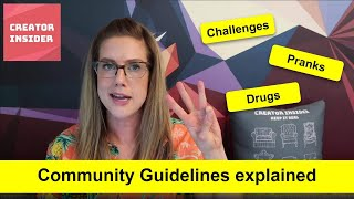 Download Community Guidelines Deep Dive: Challenges, Pranks and Drugs on YT Video