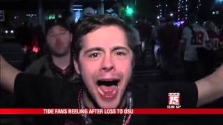 Download Tide Fans Reeling after Loss to OSU Video