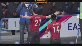 Download FATHERLY FIFA - HUDDERSFIELD VS MAN UTD Video