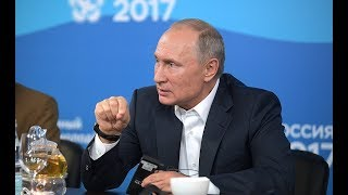 Download Putin: US Not A White Christian Country Anymore - We Europeans Need To Preserve Our Culture Video