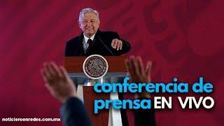 Download Conferencia de AMLO hoy en vivo (desde las 7 am) #ConferenciaPresidente Video
