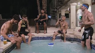 Download Tim and Eric Get Into a Heated Discussion | THE ULTIMATE FIGHTER Video