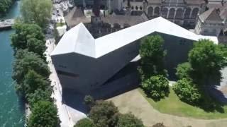 Download Zeitraffer Neubau Landesmuseum Zürich Video