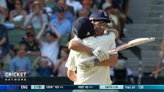 Download Fourth Test: Australia v England, day two Video