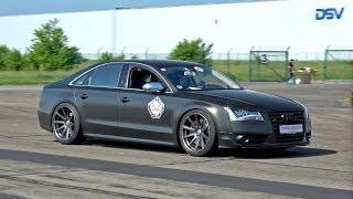 Download 700HP Audi S8 Plus Quattro 4.0 TFSI V8 Bitturbo Video