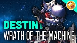 Download Destiny Wrath of the Machine 390 Challenge [Full Raid] - The Dream Team Video