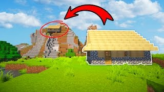 Download SLOWLY MOVING A PLAYERS HOUSE TILL THEY NOTICE! (Minecraft Trolling) Video